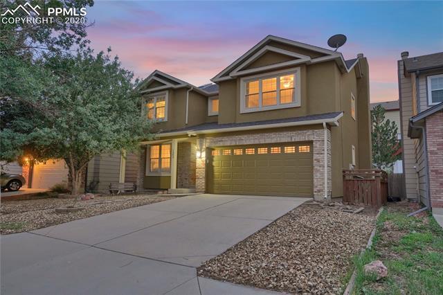 MLS# 3301369 - 1 - 1343 Chesham Circle, Colorado Springs, CO 80907