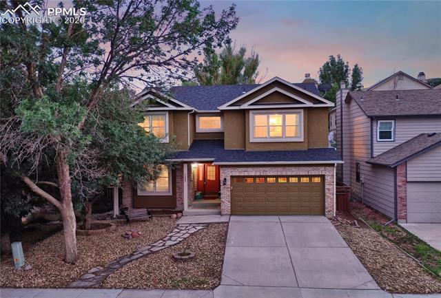 MLS# 3301369 - 47 - 1343 Chesham Circle, Colorado Springs, CO 80907