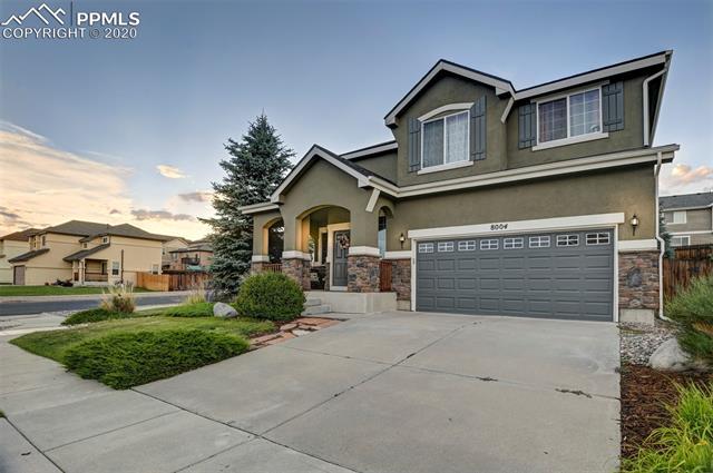MLS# 5568156 - 3 - 8004 Steward Lane, Colorado Springs, CO 80922