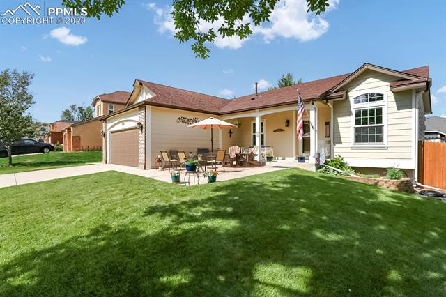 MLS# 7322864 - 1 - 3160 Boot Hill Drive, Colorado Springs, CO 80922