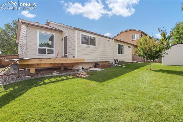 MLS# 7322864 - 33 - 3160 Boot Hill Drive, Colorado Springs, CO 80922