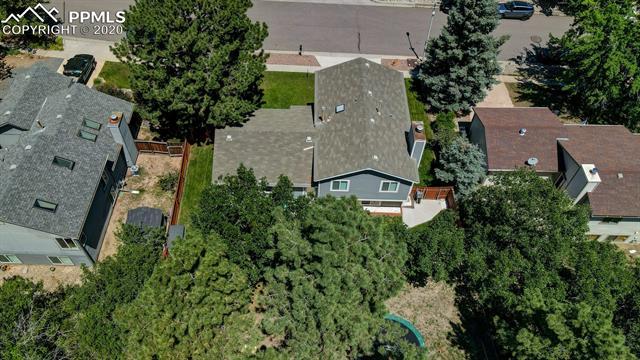 MLS# 1603070 - 36 - 1735 Palm Drive, Colorado Springs, CO 80918