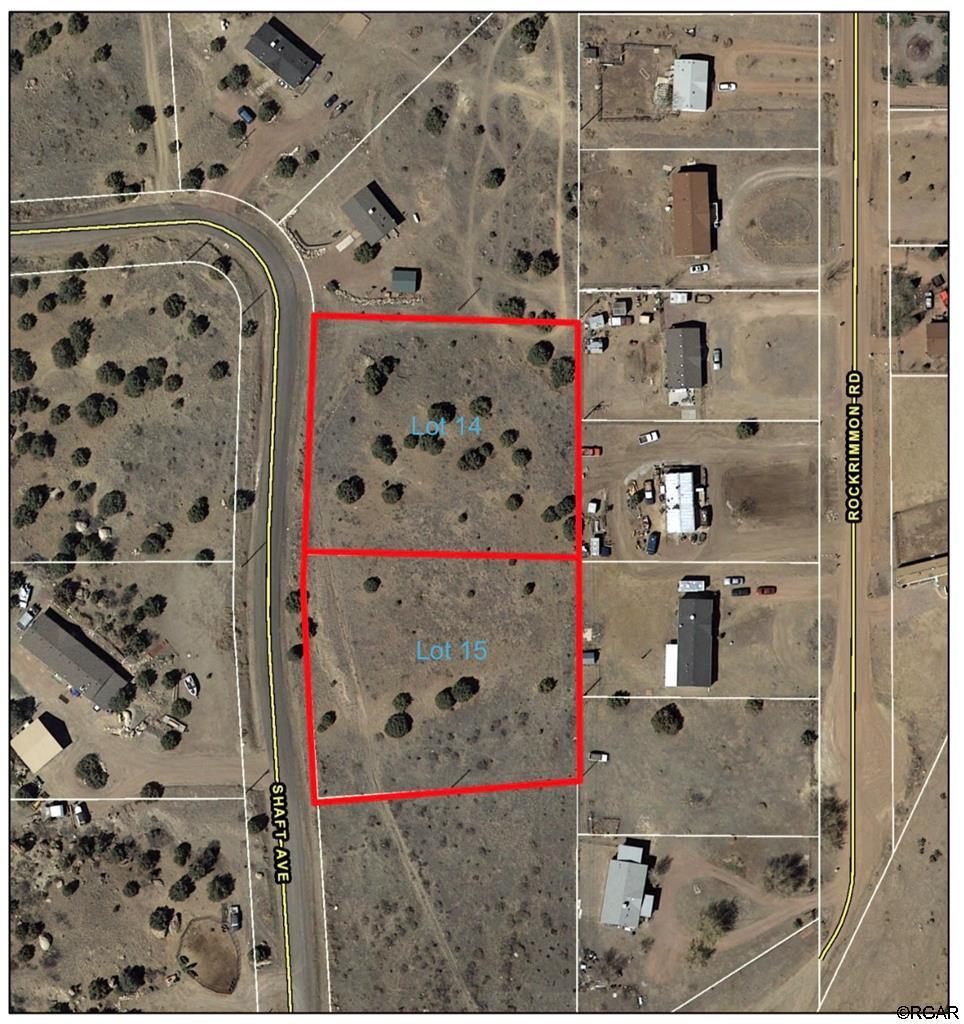 MLS# 59402 - 1 - Lot 15 Shaft Avenue  #15, Rockvale, CO 81244