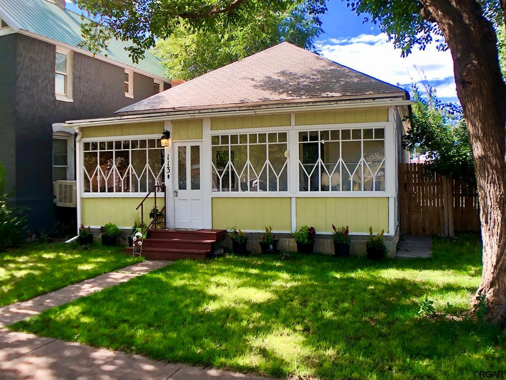 MLS# 61375 - 1 - 113 W 6th Street , Florence, CO 81226